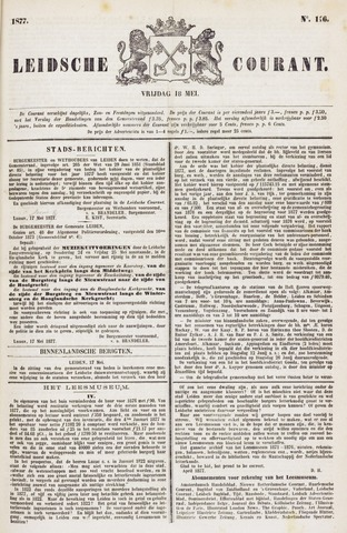 Leydse Courant 1877-05-18