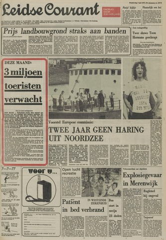 Leidse Courant 1977-07-07