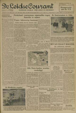 Leidse Courant 1952-10-29