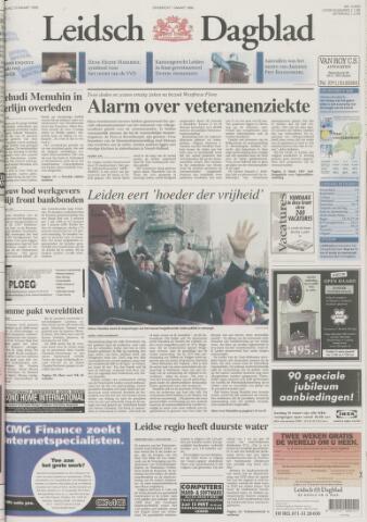 Leidsch Dagblad 1999-03-13