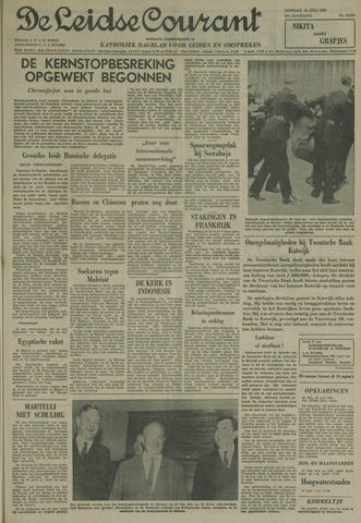 Leidse Courant 1963-07-16