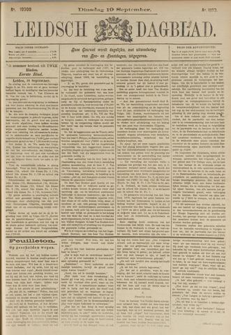 Leidsch Dagblad 1893-09-19