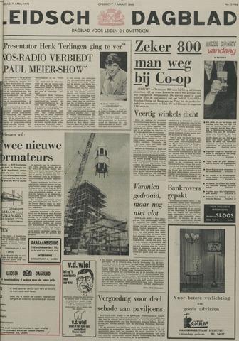 Leidsch Dagblad 1973-04-07