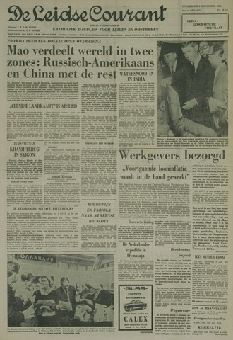 Leidse Courant 1964-09-03