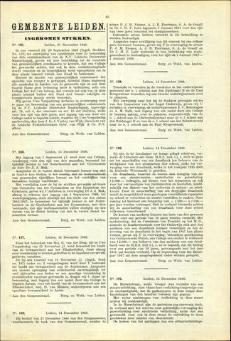 Handelingen van de Raad 1946-11-21
