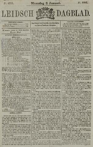 Leidsch Dagblad 1882