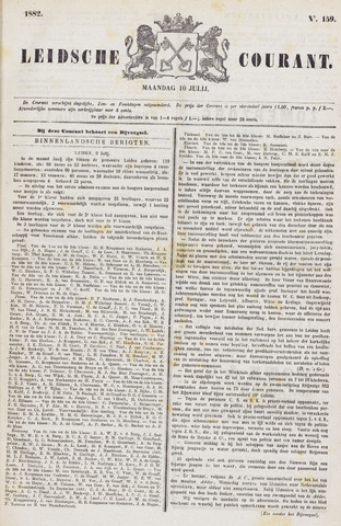 Leydse Courant 1882-07-10
