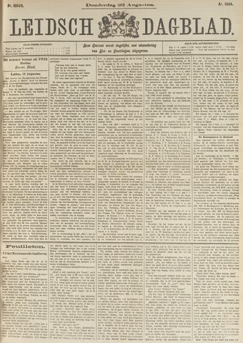 Leidsch Dagblad 1894-08-23