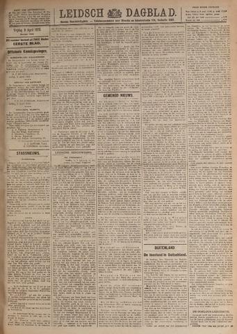 Leidsch Dagblad 1920-04-09