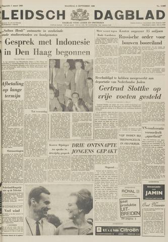 Leidsch Dagblad 1966-09-05