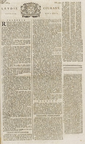 Leydse Courant 1814-04-27