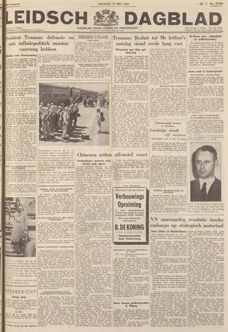 Leidsch Dagblad 1951-05-18