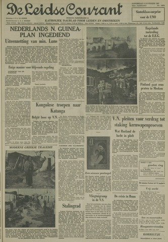Leidse Courant 1961-11-09