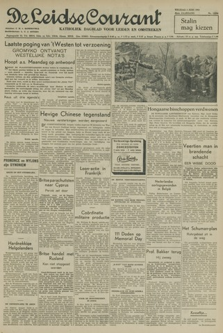 Leidse Courant 1951-06-01