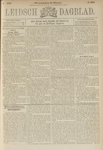 Leidsch Dagblad 1893-03-08