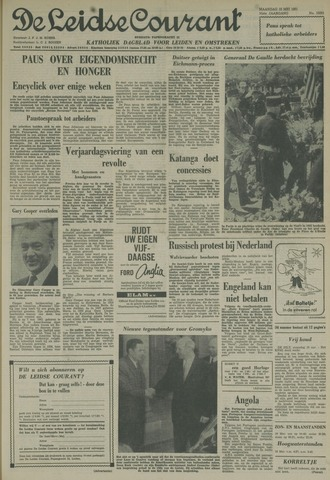 Leidse Courant 1961-05-15