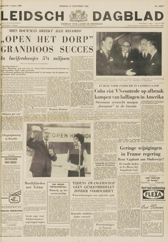 Leidsch Dagblad 1962-11-27
