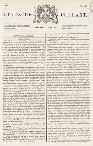 Leydse Courant 1853-03-23