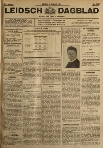 Leidsch Dagblad 1932-01-08