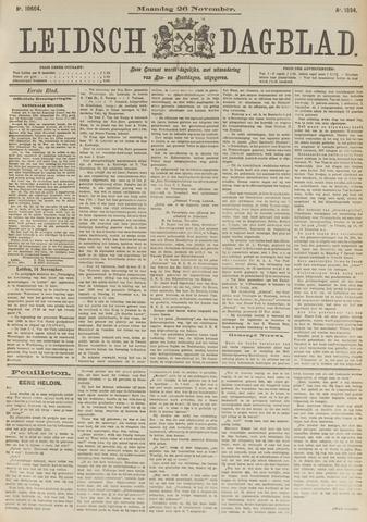 Leidsch Dagblad 1894-11-26