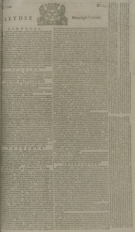 Leydse Courant 1740-12-19