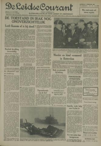 Leidse Courant 1963-02-09