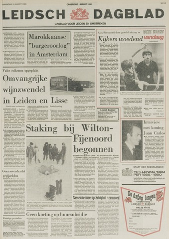 Leidsch Dagblad 1980-03-10
