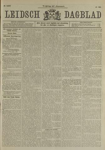 Leidsch Dagblad 1911-01-27