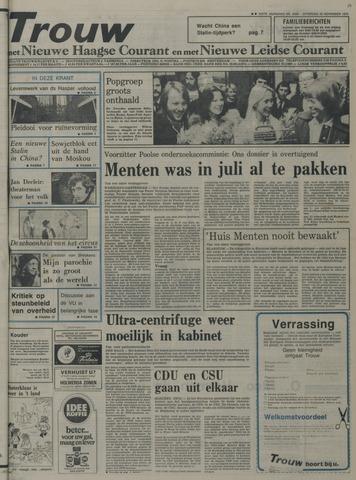 Nieuwe Leidsche Courant 1976-11-20
