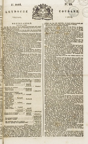 Leydse Courant 1844-06-07