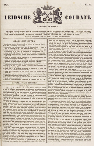 Leydse Courant 1875-03-10