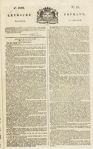 Leydse Courant 1843-01-30