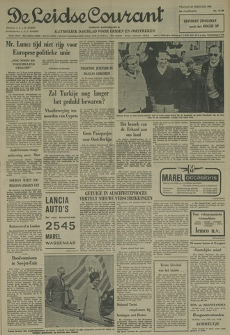 Leidse Courant 1964-02-28