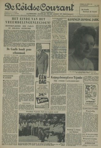Leidse Courant 1961-04-28