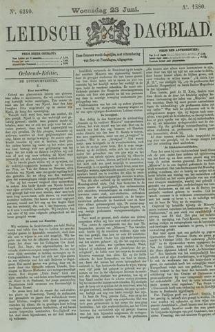 Leidsch Dagblad 1880-06-23