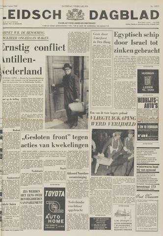 Leidsch Dagblad 1970-02-07