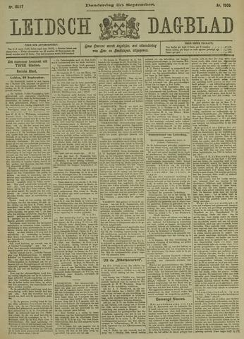 Leidsch Dagblad 1909-09-30