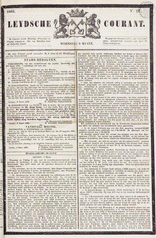 Leydse Courant 1865-03-08