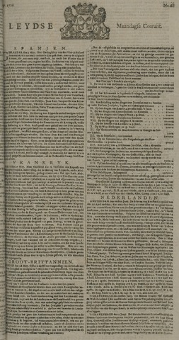 Leydse Courant 1726-06-03