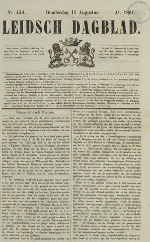 Leidsch Dagblad 1861-08-15
