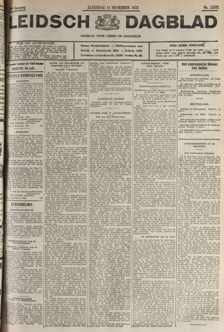 Leidsch Dagblad 1933-11-11