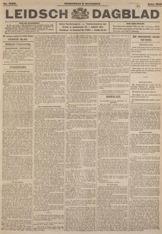 Leidsch Dagblad 1923-11-08
