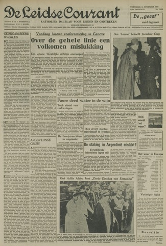 Leidse Courant 1955-11-16