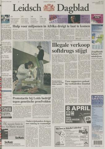 Leidsch Dagblad 2000-04-06