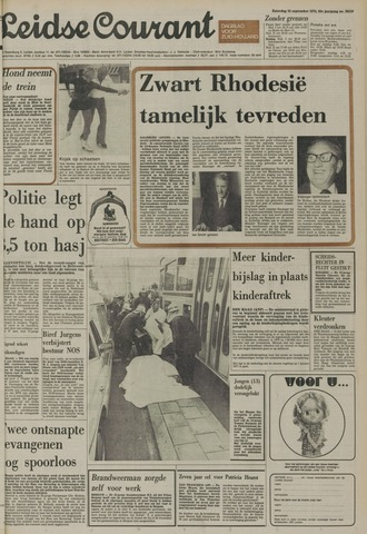 Leidse Courant 1976-09-25