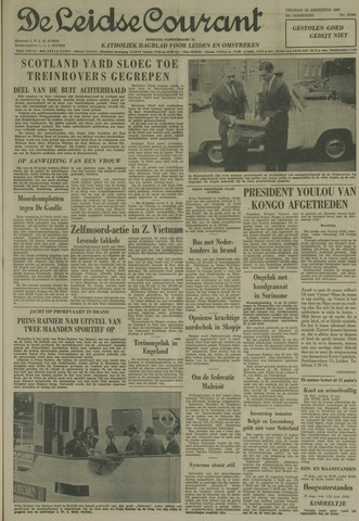 Leidse Courant 1963-08-16