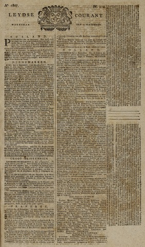 Leydse Courant 1807-09-23
