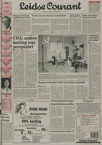 Leidse Courant 1992-05-08