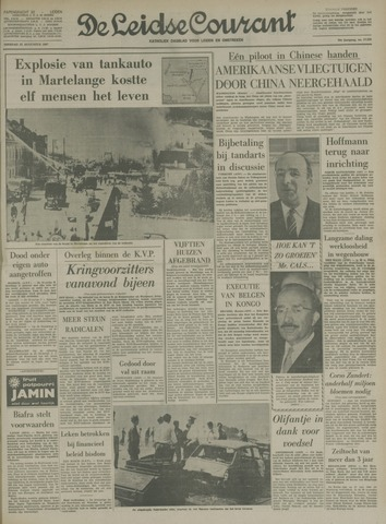 Leidse Courant 1967-08-22