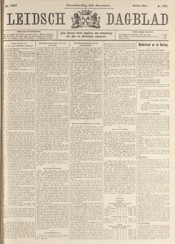 Leidsch Dagblad 1915-01-28